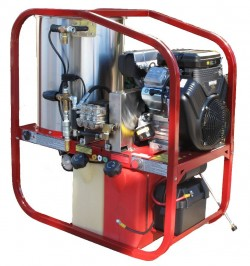 Petrol Hot Pressure Cleaners